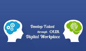 digital Learners workspace