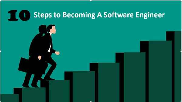 steps to become software engineer Learners