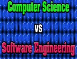 Compsci versus softengineering learners