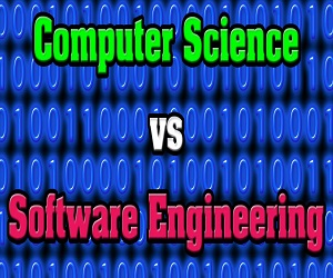 Which is the best option? Computer Science or Software Engineering