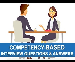Technical Competency Based Interview Questions