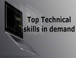 technical skills in Demand