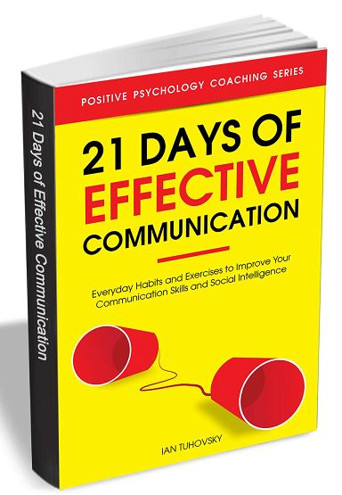 21 days of effective comm