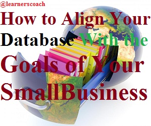 Align database with business
