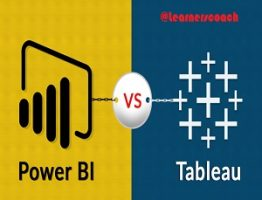 Power BI vs Tableau learnerscoach