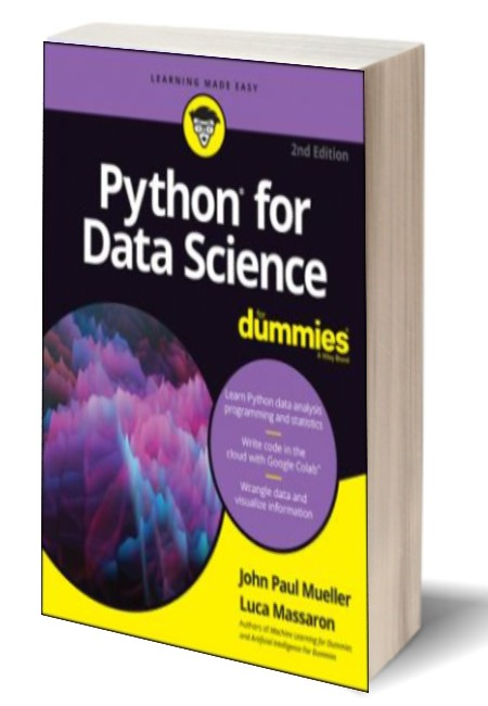 Python for Data Science 2nd Edition