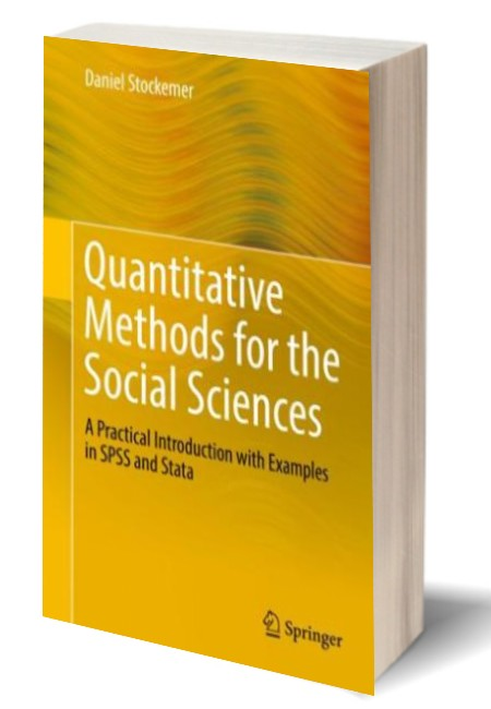 Quantitative Methods for the Social Sciences