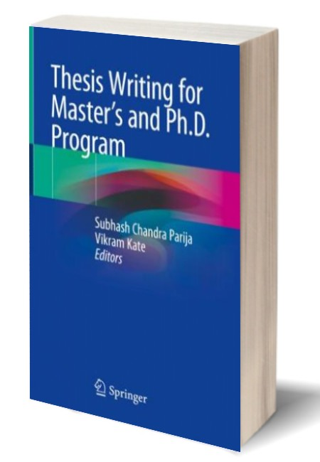 Thesis Writing for Masters and Ph.D. Program