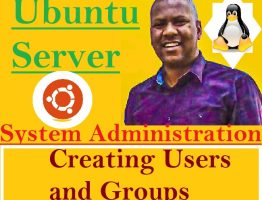 ubuntu Server Usermanagement creating Users