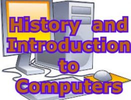 History of Comps Learnerscoach